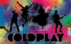 Coldplay Wallpaper by Ali-C-05