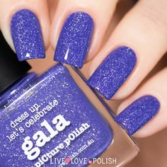 Swatch of Picture Polish Gala