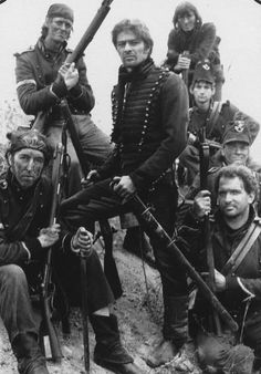 Richard Sharpe and his Chosen Men