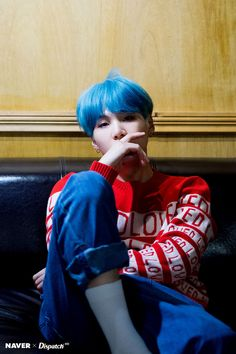 i love this boy! (naver x dispatch love yourself jacket photo shoot)