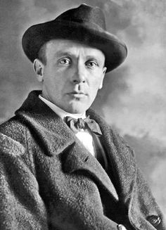 Mikhail Bulgakov (b. 15 May 1891)
