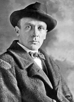Mikhail Bulgakov (b. 15 May 1891)