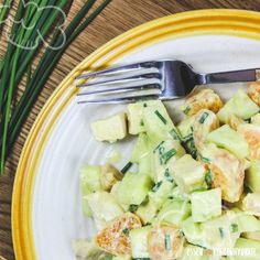 Quick Chicken Salad - Eat Without Carbs, salad quickly food list ohne kohlenhydrate carbohydrates carb kohlenhydrate kohlenhydrate rezepte Chicken Salad, Pasta Salad, Food Lists, Celery, Low Carb Recipes, Feta, Potato Salad, Snacks, Vegetables