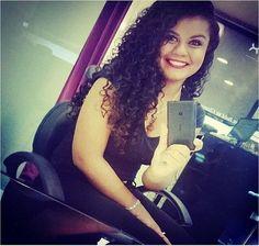 @catha_94 do beauty Team da NYX Belém usando o Soft Matte Lip Cream Alabama
