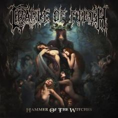 BEHIND THE VEIL WEBZINE BLOG: CRADLE OF FILTH - Hammer of the Witches review