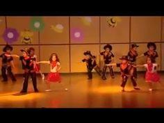 Cotton Eye Joe Modern Dans Gösterisi videosu / Gösteri TV / Müsamere TV