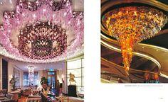 Lighting Design, Chandelier, Ceiling Lights, Creative, Home Decor, Light Design, Candelabra, Decoration Home, Room Decor