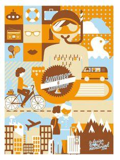 Seasons! - Graphic Design Studio - Neosbrand
