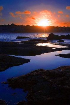 Beautiful Landscape photography : Bondi Beach Sydney Australia