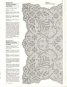 Heklanje   Sheme heklanja   Šeme za heklanje - stranica 17