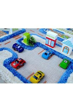 So loving this 3D Traffic rug for little boys!  http://rstyle.me/n/du33znyg6
