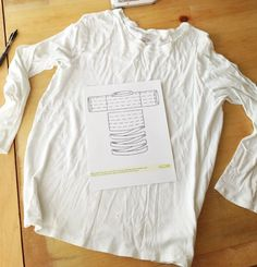 recycling tshirts