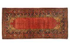 "Anatolian Rug, 10'11"" x 5' on OneKingsLane.com"