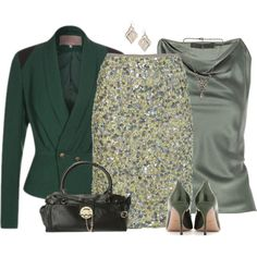 Sequin Skirt by daiscat on Polyvore featuring мода, Alexander Wang, Malìparmi, Gucci, Just Cavalli and Miss Selfridge