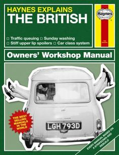 Haynes Explains The British #Haynes