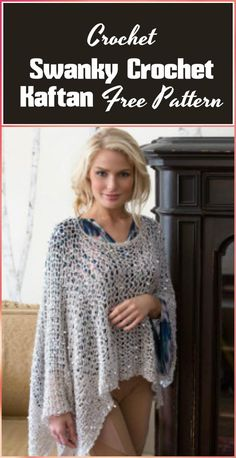 100 Free Crochet Shawl Patterns - Free Crochet Patterns - Page 8 of 19 - DIY & Crafts