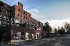 Abandoned Glenn Dale Hospital, Maryland, USA | Urban Ghosts |