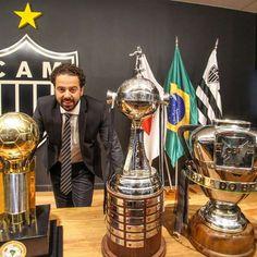 Atlético-MG é o melhor time brasileiro em ranking mundial