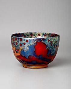 bowl with bat emile gallé ile ilgili görsel sonucu