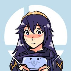 Lucina by magic16879.deviantart.com on @DeviantArt