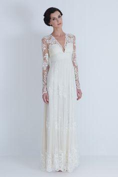 Amazing wedding gown (Catherine Deane)
