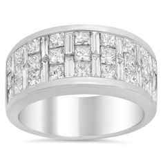 Artistry Collections 18k Gold 3 1/10ct TDW Diamond Engagement Ring