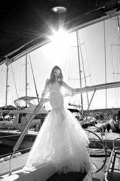37 Galia Lahav Haute Couture 2013 Bridal Collection: The St. Tropez Cruise