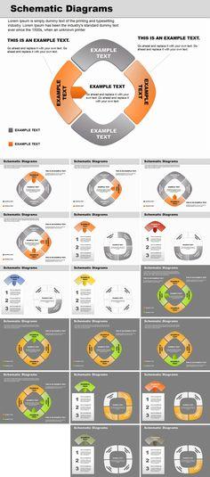 Schematic PowerPoint diagrams