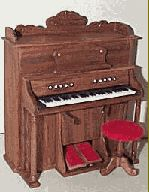 Stockton Miniatures, I have this Organ from them. Can I say Awesome!