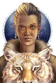 Maeve from The Young Elites