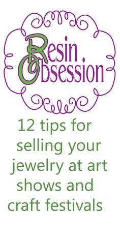 12 art show and craft fair jewelry selling tips (based on experience!) #jewelry    this is excellent!