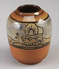 UND, University of North Dakota Pottery I