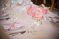 Dekoracje w kolorach różu || Pink decorations