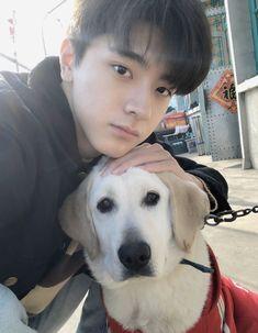 Kdrama Memes, Boy Dog, Family First, Ulzzang Boy, Boyfriend Material, Handsome Boys, Korean Actors, Cute Guys, My Boys