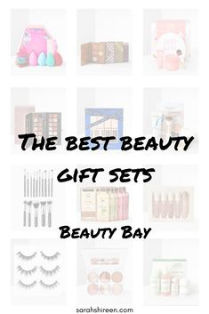 The best beauty gift sets on Beauty Bay! Check out this beauty gift guide if you're looking for the perfect gift for a beauty lover! Beauty Junkie, Makeup Junkie, Anastasia Beverly Hills Palette, Glow Palette, Beauty Bay, Makeup Lovers, Gift Sets, How To Apply Makeup, Beauty Blender