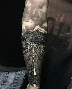 Pictures on request wolf fight tattoo - diy tattoo project Kurt Tattoo, Tattoo Bein, S Tattoo, Piercing Tattoo, Leg Tattoos, Body Art Tattoos, Piercings, Tatoos, Biker Tattoos