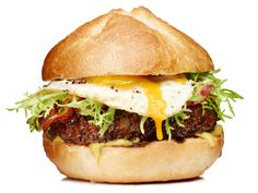 Bistro Burgers recipe from Food Network Kitchen via Food Network