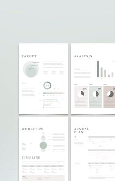 Useful Simple Presentation Template #chart #diagram #process #timeline #annualplan #planning #planner #workflow #analysis #strategy #a4 #business #proposal #pitchdeck #powerpoint #keynote #presentation #AD #siimplep Presentation Design, Presentation Templates, Promo Flyer, Pptx Templates, Powerpoint Slide Designs, Yearbook Spreads, Charts And Graphs, Business Proposal, Data Analytics