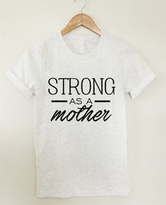 Dress them up or down, these Mom Tees aregreat forevery mom! Choose from 3 colors, & 3sayings!Our tees are so comfy and so soft, you won't want to take them off!