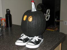 bob omb pumpkin - Google Search