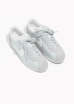 Other Stories image 2 of Nike Classic Cortez in Cool Grey 3426c6664