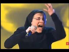 "▶ Cristina Scuccia Nun ""The Voice"" Italy Full Performance - Alica Keys' ""No One"" [VIDEO] - YouTube"