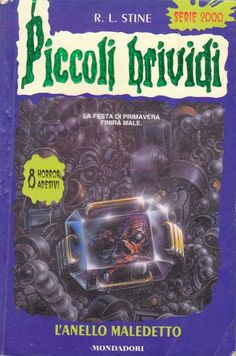Piccoli Brividi 80 - L'anello maledetto (Horrors of the Black Ring)