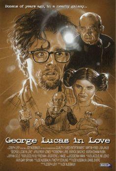 GEORGE LUCAS IN LOVE // usa // Joe Nussbaum 1999
