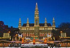 第5位 Vienna's Christmas markets & events(ウィーン)―クラシックファンなら一度は見てみたい憧れのコンサートも(7:00)dot.