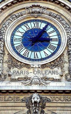 Musée d'Orsay, Paris - my favorite Paris museum