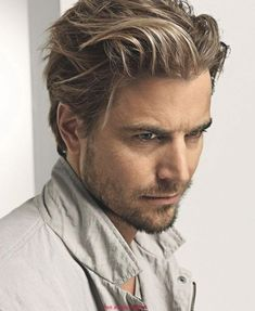 Men's Hairstyle Medium Length Image Check more at http://baldstyle.net/2381/mens-hairstyle-medium-length-image/