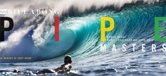 The Triple Crown is going off // High surf advisory // Almost time for Pipe Masters