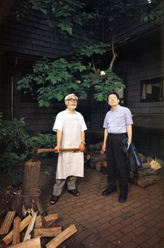 Hayao Miyazaki & Isao Takahata