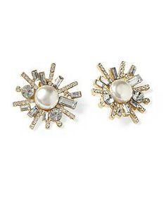 Tinley Road Cluster Splash Stud Earring | Piperlime